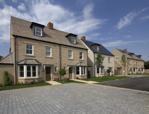 Electrical Installation of 13 new houses in Witney